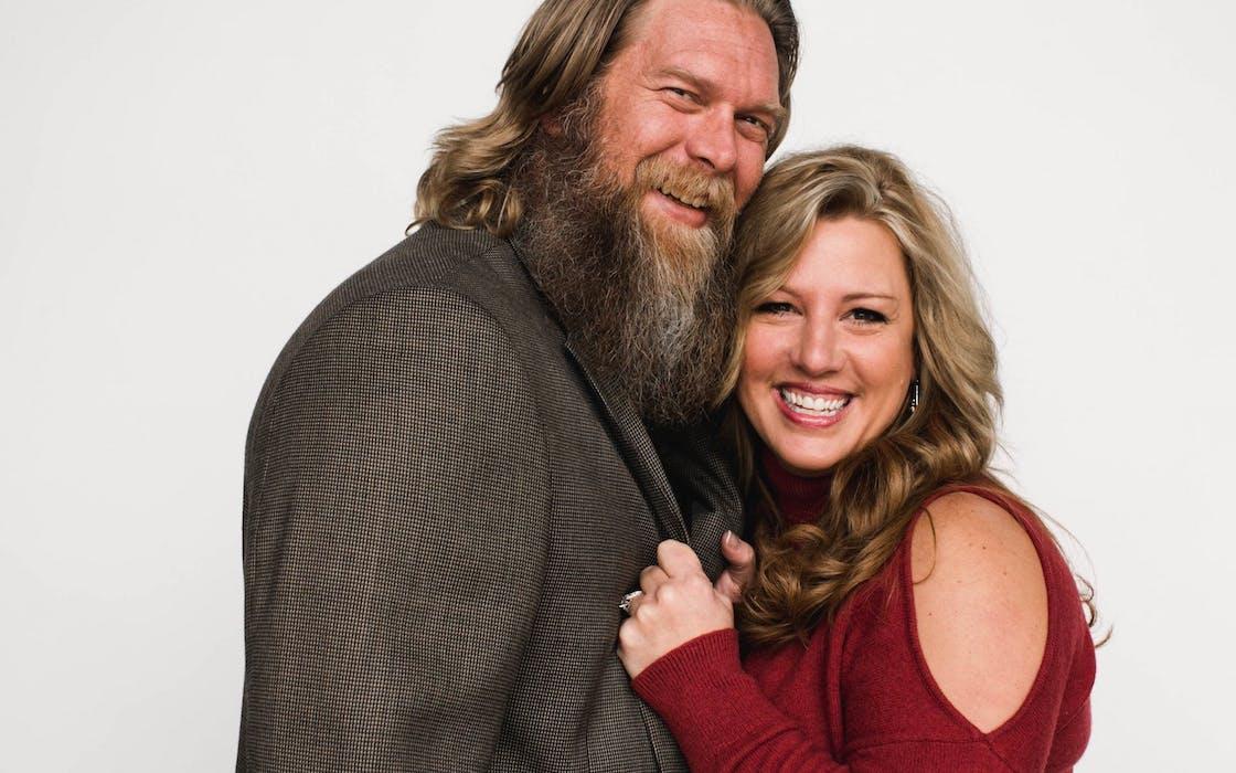 Top Contributors - Scott and Brenda Schuler