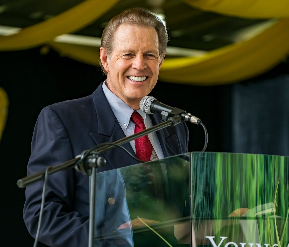 Young Living Foundation - Our Story - Gary Young