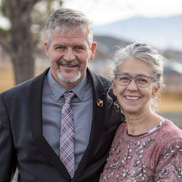 Carol & Ben Howden - Young Living Foundation Board Member