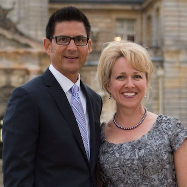 Danette & Jim Goodyear - Young Living Foundation Board Member