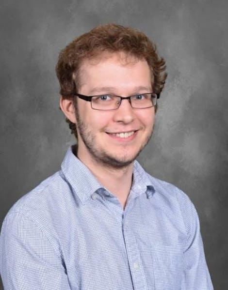Headshot image of James Newman