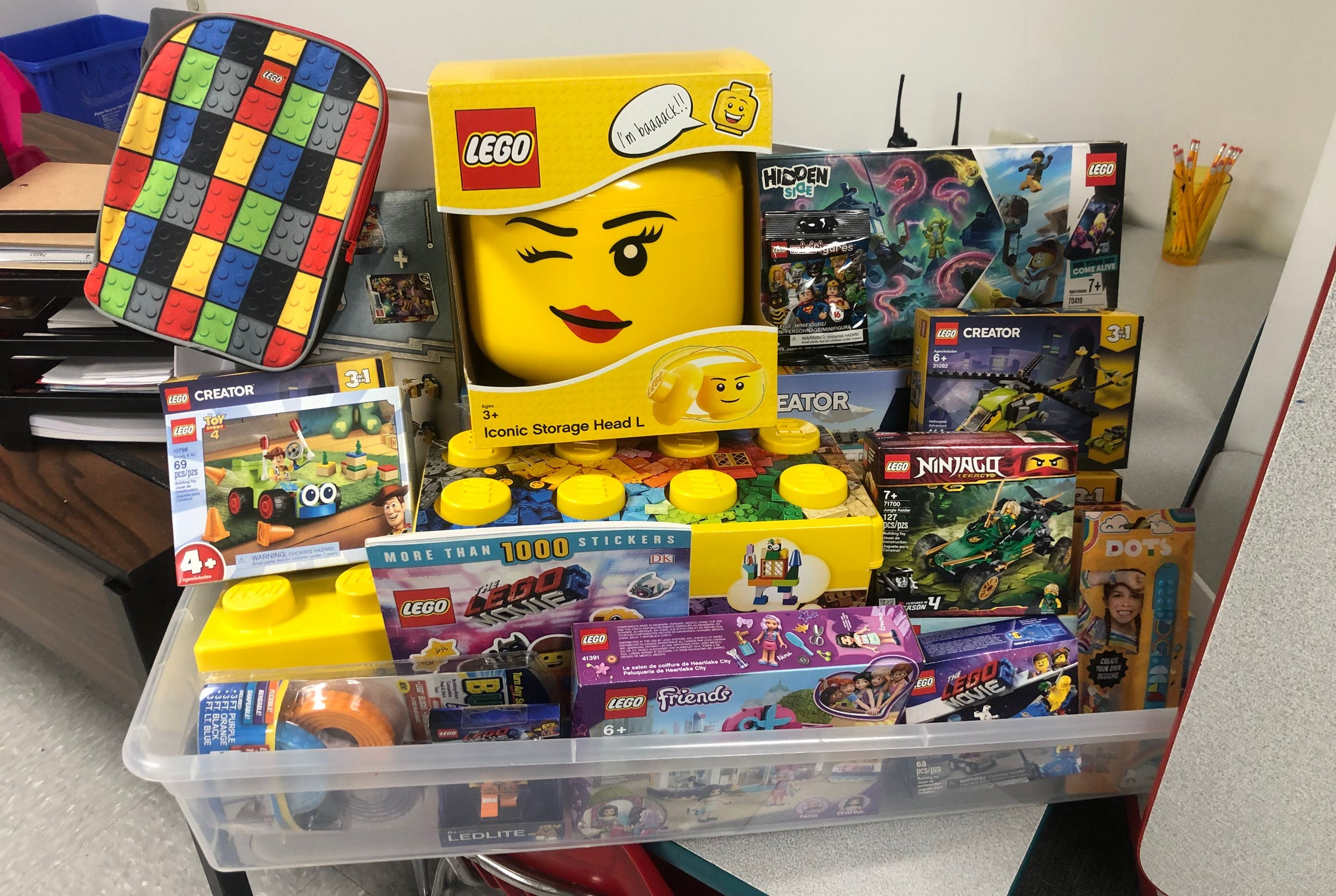 Lego Lovers Prize