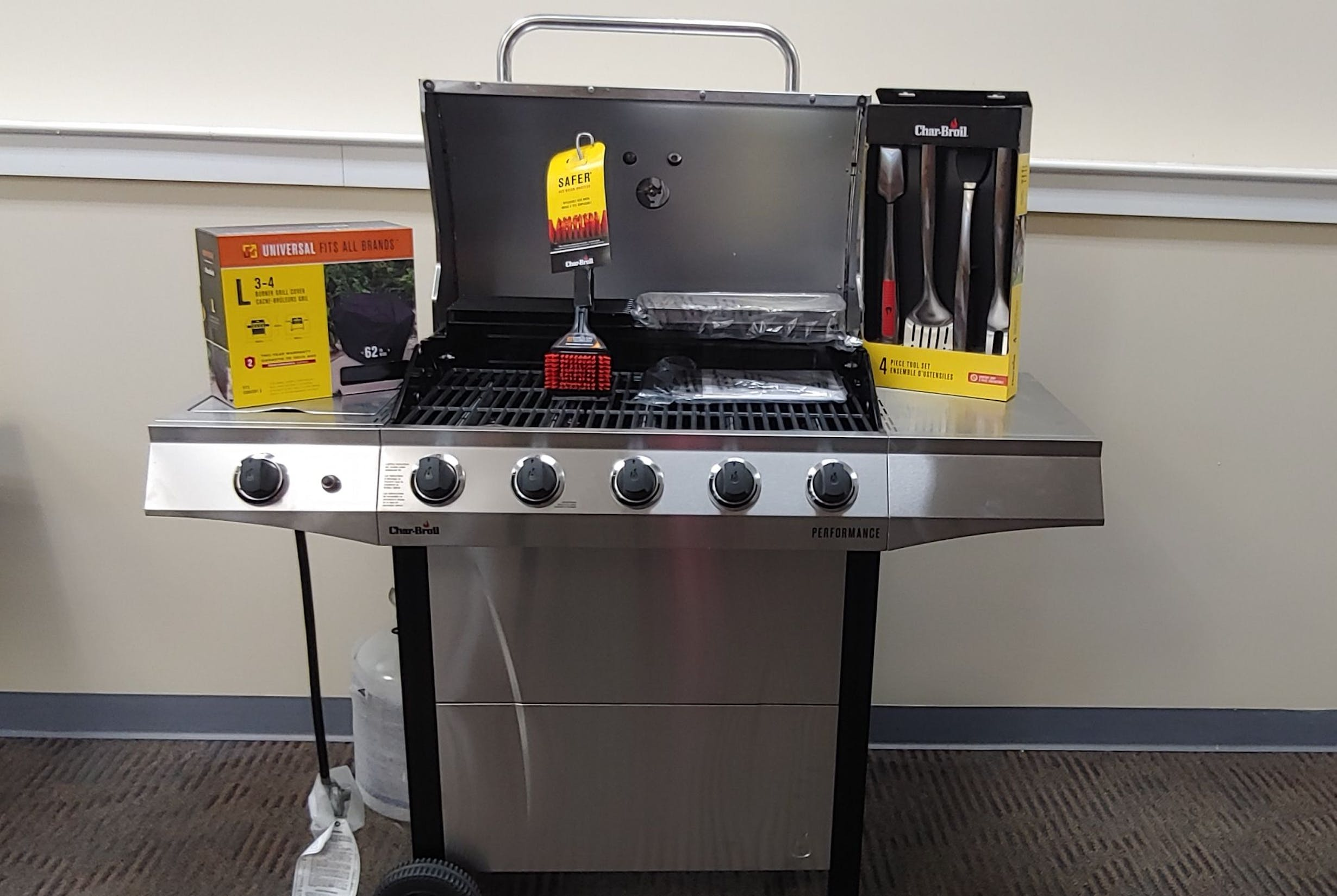 Grill Master Prize