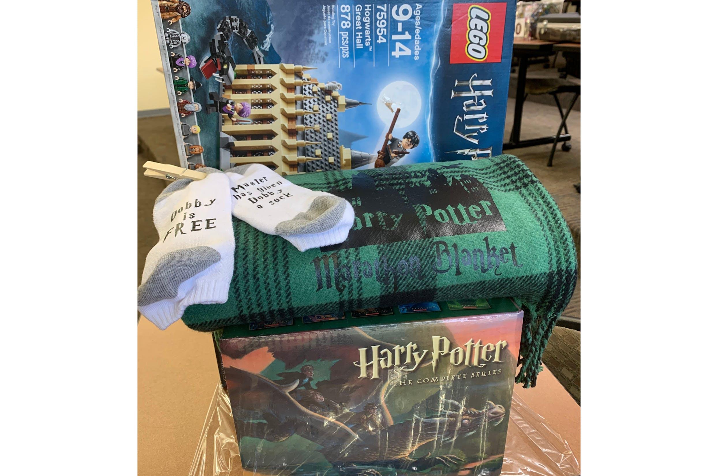 Harry Potter Fun Prize