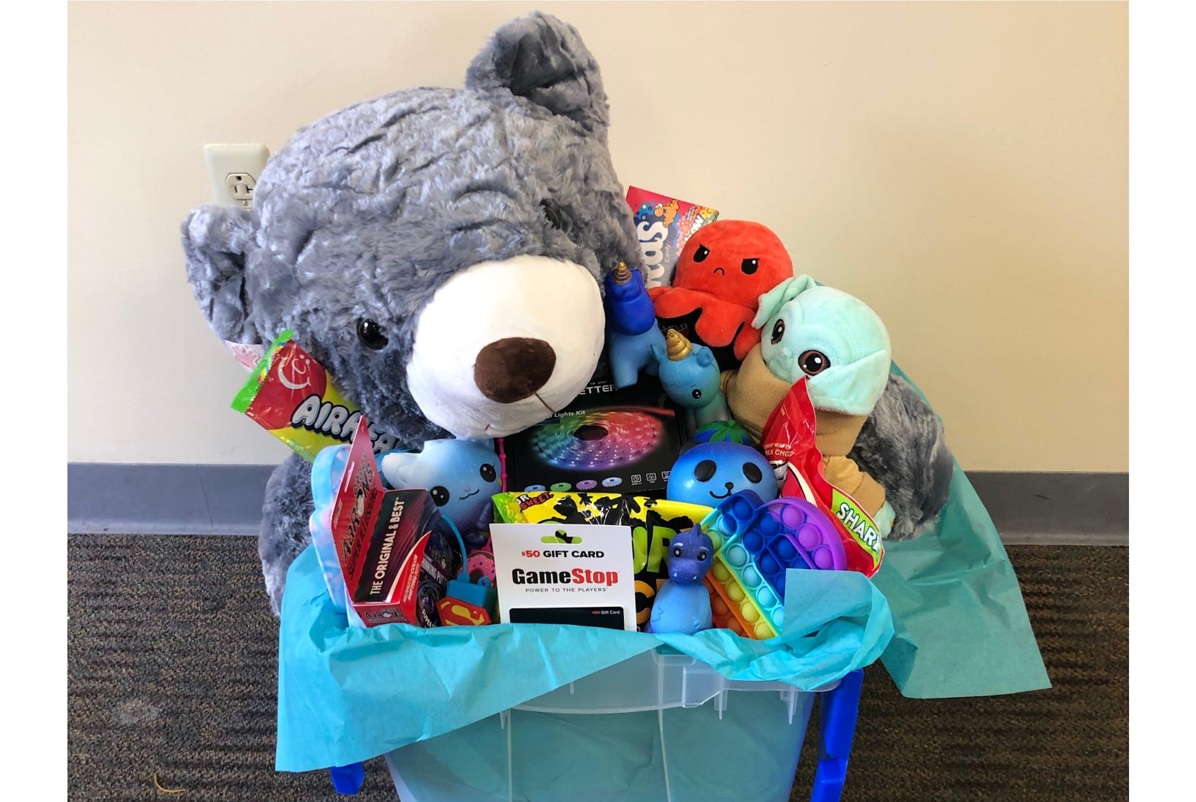 Pandemic Survival Kit for Kids Prize