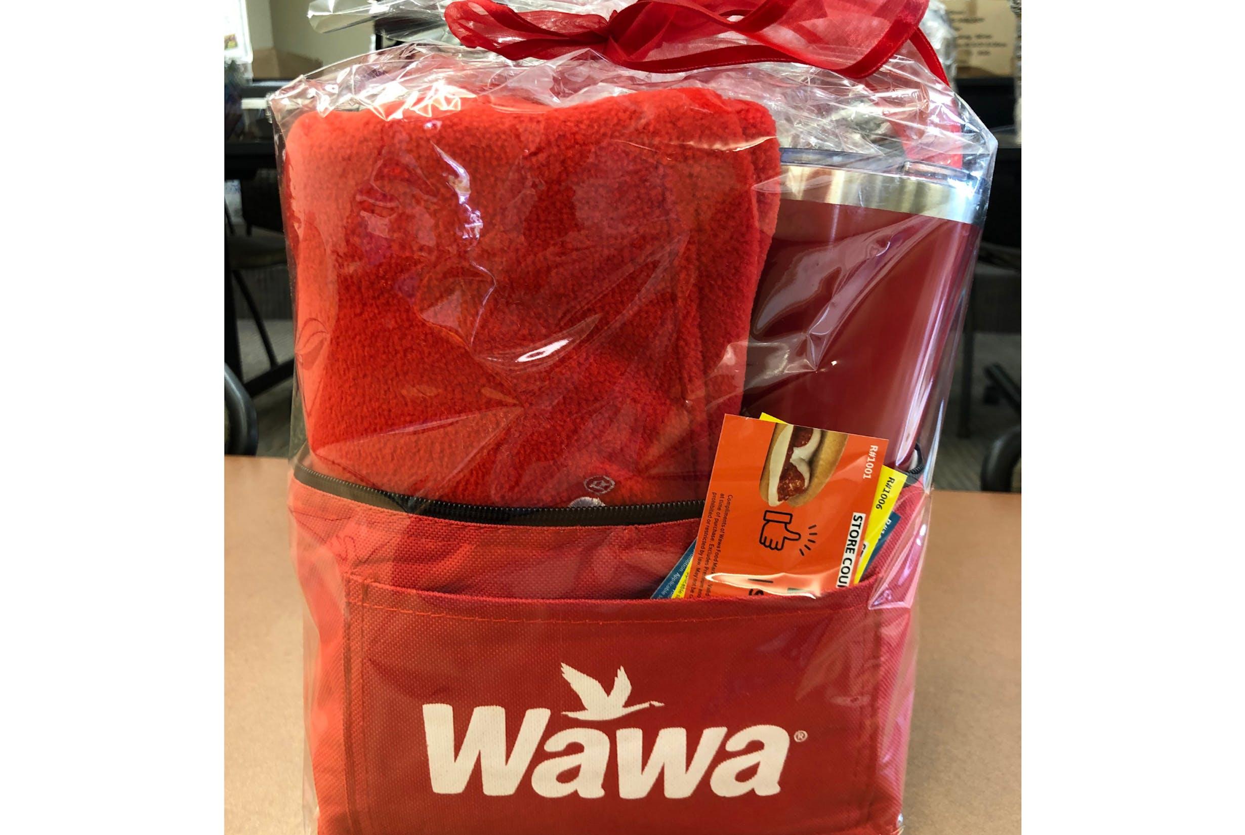 Wawa Swag Prize