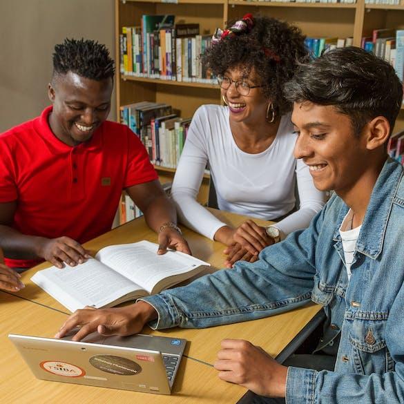 Reach their academic potential & lead social change