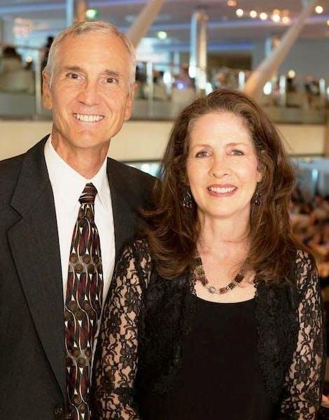 Top Contributors - Dr. Tom & Evangeline Reed