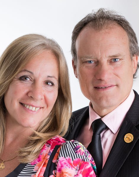 Top Contributors - Alan & Linda Simpson