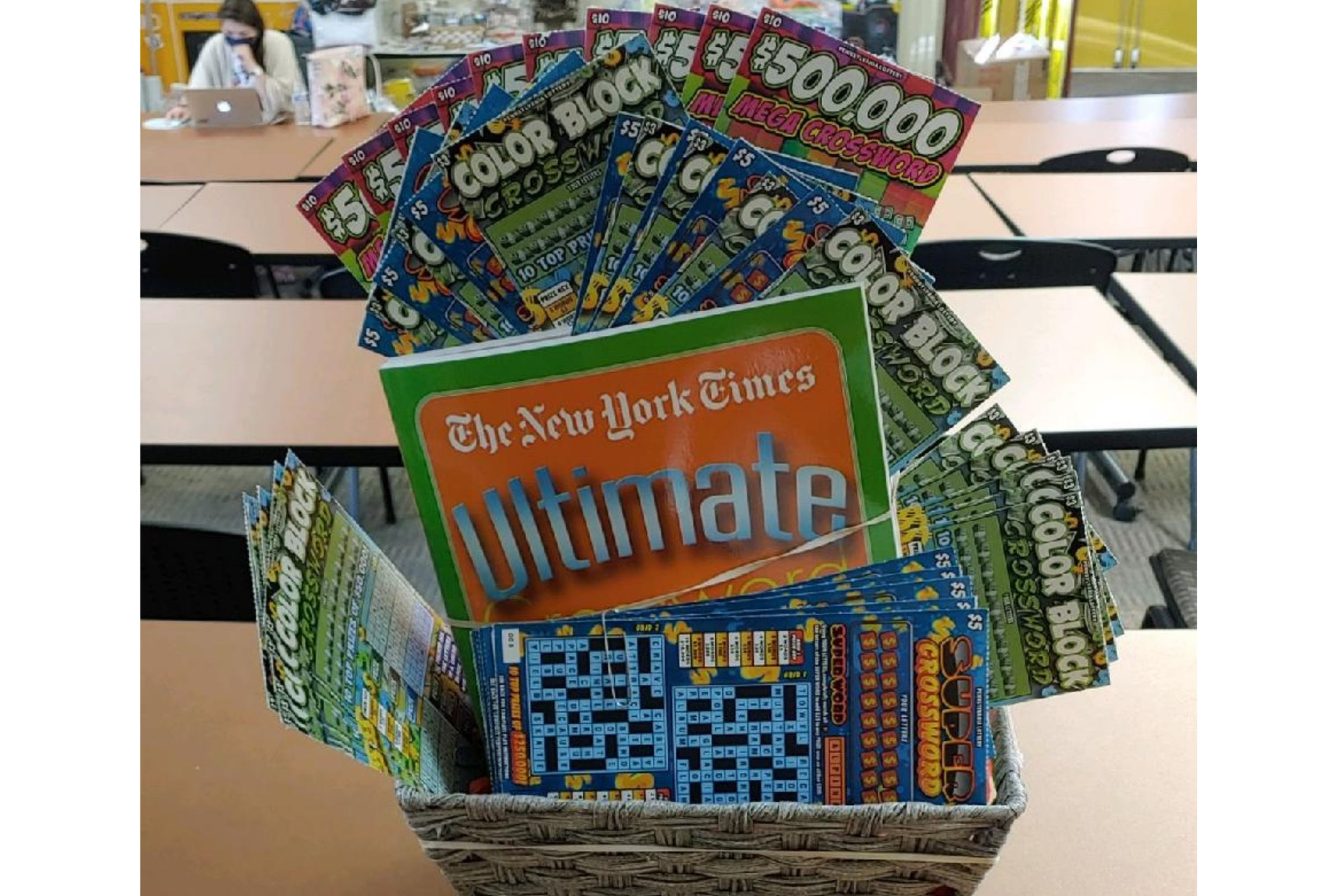 The Thinking Person's Prize Basket