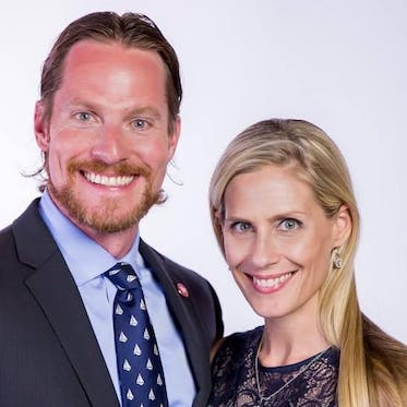 Crystal & Verick Burchfield - Young Living Foundation Board Member