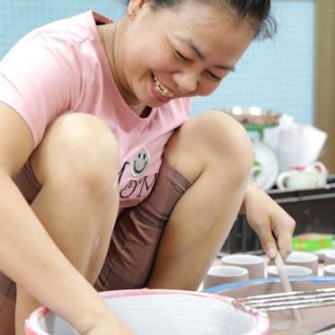 Craftlink - I'm Thi Ha  - Young Living Foundation Developing Enterprise