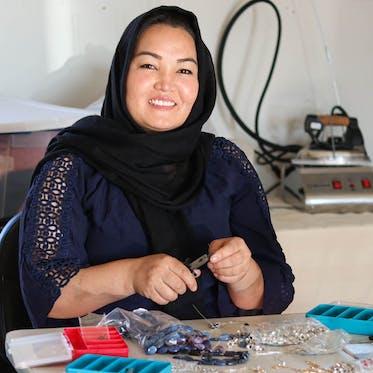 Free Women - I'm Hanifa  - Young Living Foundation Developing Enterprise