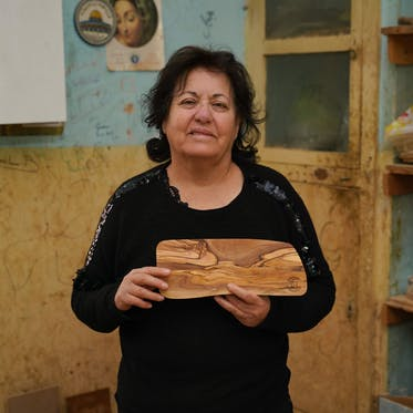 Holy Land Handicrafts - I'm Layla  - Young Living Foundation Developing Enterprise