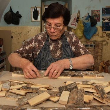 Holy Land Handicrafts - I'm Nagla  - Young Living Foundation Developing Enterprise