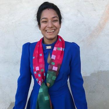 Raksha Nepal - I'm Muna - Young Living Foundation Developing Enterprise