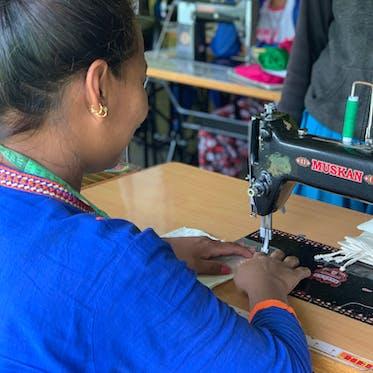 Raksha Nepal - I'm Ramila - Young Living Foundation Developing Enterprise