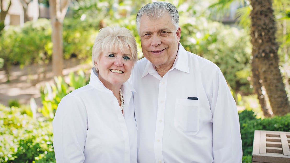 Marcella Vonn Harting & Jim Harting - Young Living Foundation Honorary Board Members